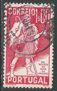 PORTUGAL 573 VFU N1136-3