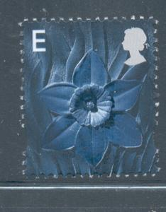 Great Britain Wales Sc 15 1999 E Daffodil stamp mint NH