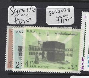 SAUDI ARABIA (PP0102B)  SG 1131/6  3  VALUES  MOG