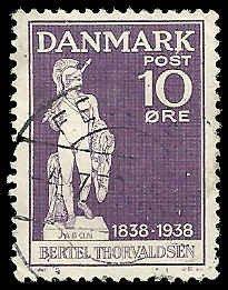 Denmark - 265 - Used - SCV-0.30