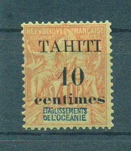 Tahiti sc# 31 mhr cat value $13.00