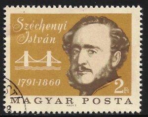 Hungary 1965 Scott# 1737 Used