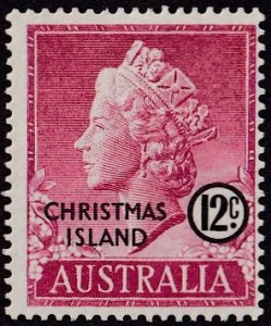 Christmas Island #7 Mint