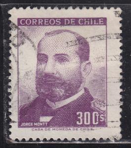 Chile 354 Jorge Montt 1966