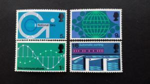Great Britain 1969 Telecommunications Mint
