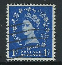 Great Britain SG 562