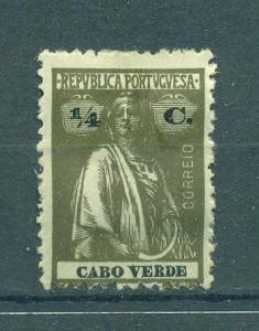 Portugal - Cape Verde sc# 144 (2) mh cat val $.25