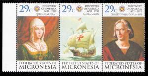 Micronesia Scott 151 Mint never hinged.