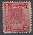 United States Scott # 645 Used
