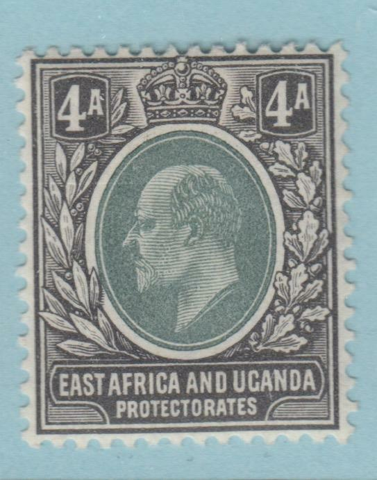 EAST AFRICA AND UGANDA 22 MINT HINGED OG * NO FAULTS EXTRA FINE !