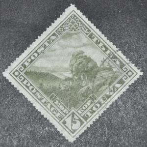 DYNAMITE Stamps: Tannu Tuva Scott #58 – USED