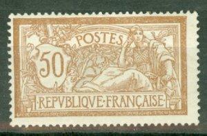 France 123 mint CV $100