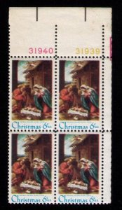 US Sc 1414 MNH p#31940 Block of Four VF (1970):