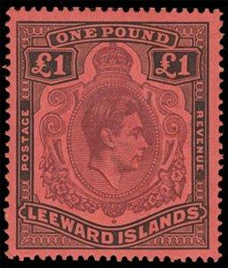 Leeward Islands Scott 115a Gibbons 114 Mint Stamp