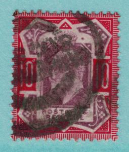 Great Britain Scott #137, Used, Ten Pence King Edward VII Issue, From 1902 - ...