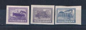 Russia B34-36 MLH Transportation 1922 (R0521)