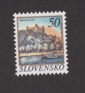 Slovakia 157, F-VF, MNH