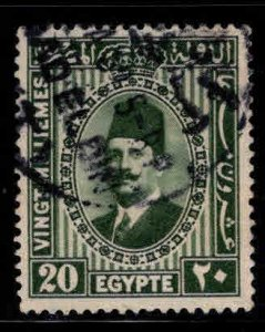 Egypt Scott 142 Used stamp