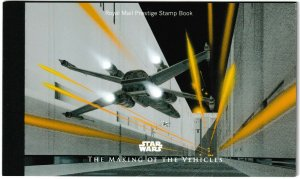 2019- GB - DY31- STAR WARS  MAKING OF THE VEHICLES - PRESTIGE BOOK