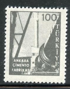 Turkey, 1455, Mint Hinge