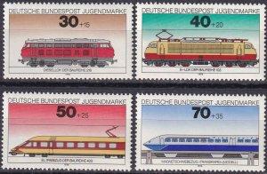 Germany #B517-20  MNH CV $2.70 (Z4778)