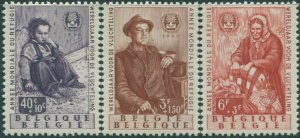 Belgium 1960 SG1719 World Refugee Year MNH