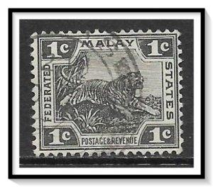 Malaya, Federation #50 Tiger Used