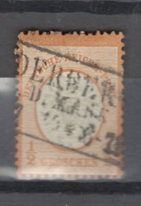 COLLECTION LOT # 2926 GERMANY #3 1872 CV=$45