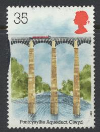 Great Britain SG 1443  Used   - Industrial Archaeology