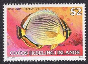 Cocos Islands Scott 50