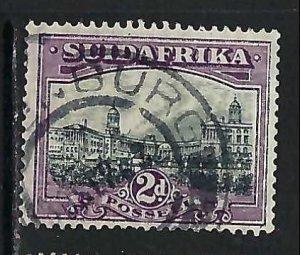 SOUTH AFRICA 54b VFU K402-1