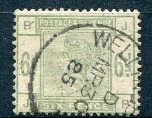 Great Britain 105  Used F-VF