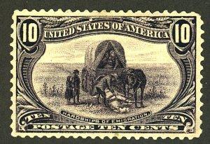 U.S. #290 MINT NG