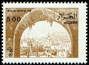 Algeria #781  MNH - Bab Azzoun (1989)