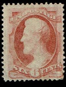 Scott #159 Fine-OG-LH. SCV - $375.00