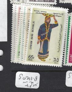 SYRIA   (PP2509BB)  SG 793-8         MNH