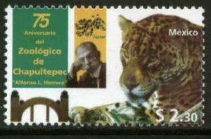 MEXICO 2082, Chapultepec Zoo, 75th Anniversary. MINT, NH. VF. (69)