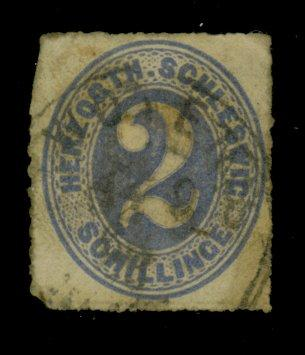 Schleswig-Holstein #13 Used Some Faults Cat$60