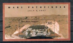 1997  U.S.A. - SG: MS 3373  - PATHFINDER - UNMOUNTED MINT