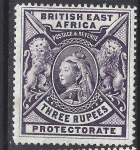 British East Africa 1898 SC 104 MLH SCV $180.00