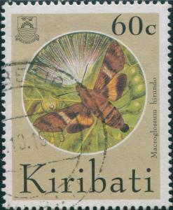 Kiribati 1994 SG455 60c Butterflies and Moths FU