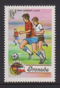 Grenada Sc#553 MNH