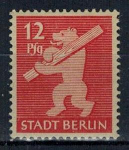 Germany - Russian Zone - Berlin-Brandenburg - Scott 11N5 MNH (SP)
