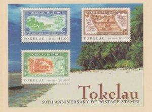 Tokelau Islands Scott #254 Stamps - Mint NH Souvenir Sheet