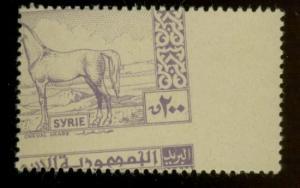 Syria Nice misperfed OG NH
