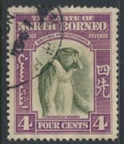 North Borneo  SG 306 SC# 196 Used    - See scan