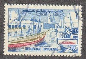 Tunisia - 1959 - SC 363 - Used