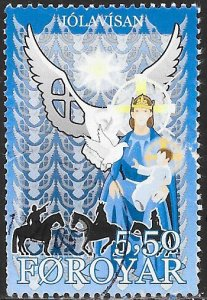 Faroe Islands 465 Used - ‭‭Christmas - Ballads - Jolavisan