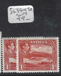 ANTIGUA (P0503B)  KGI 1 D  SG 99-99A     MOG