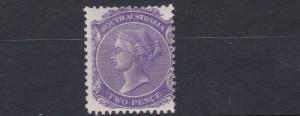 SOUTH AUSTRALIA  1899   S G 178  2D  BRIGHT VIOLET     MH